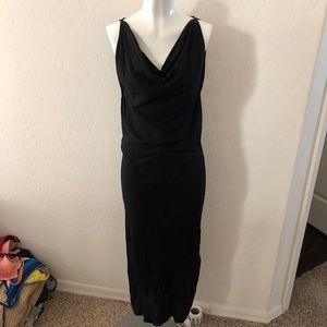 Rick Owens DrkShdw Black Maxi dress